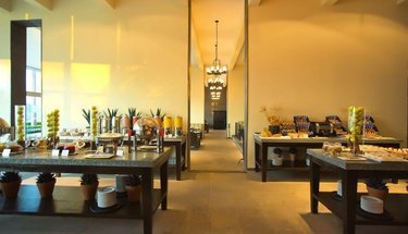 Restaurant Hôtel Krystal Grand Punta Cancún Cancún