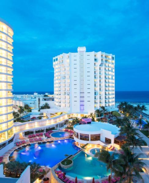 Hôtel Krystal Grand Cancun Resort & Spa Cancún
