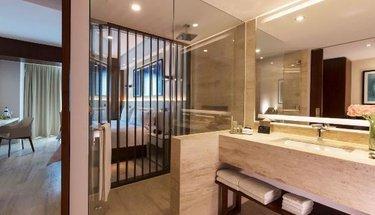 Salle de bains Hôtel Krystal Grand Punta Cancún Cancún