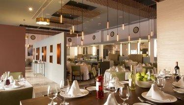 Restaurant Rissoto Hôtel Krystal Grand Punta Cancún Cancún