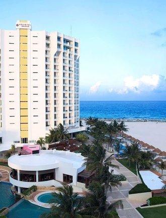 Façade Hôtel Krystal Grand Punta Cancún Cancún