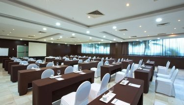 Salla de réunions Arena & Brisa Hôtel Krystal Grand Punta Cancún Cancún