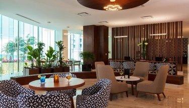 Accueil Hôtel Krystal Grand Punta Cancún Cancún
