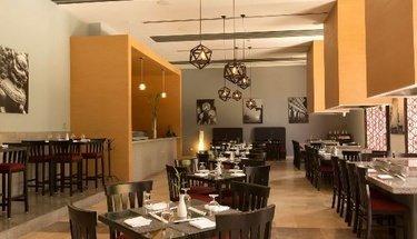 Restaurant Ayami Hôtel Krystal Grand Punta Cancún Cancún